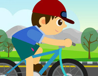 THAIOIL : BICYCLE GAME