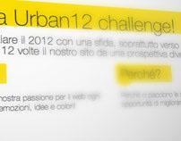 Urban12 // Website