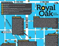 The Oakland Post Publication Design