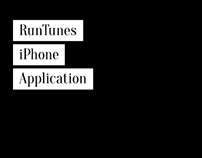 RunTunes  (iPhone and iPodTouch application)