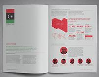 Libya Annual Report Infographic