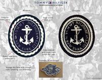 Tommy Hilfiger - Traditional Heritage Badges