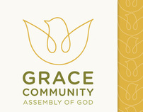 Grace Community Logo & Stationery