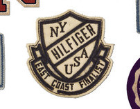 Varsity Inspired Badges & Patches for Tommy Hilfiger