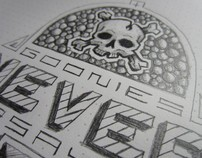 Typography Sketches 2012