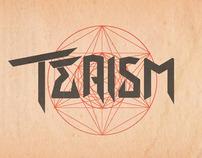 Teaism - Font Design