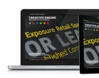 Creative-Engine Website Design