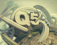 AUDI_Q5 PROMO movie for summer time