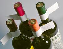 Вино в пакеті и дизайн етикетки
