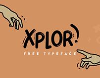 XPLOR - Free Typeface