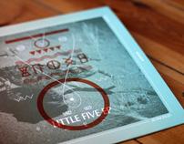 VARIED Rec. / VRD005 - Little Five EP