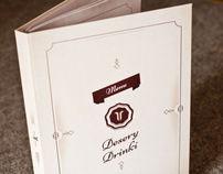 Dwór Dwikozy - Drinks & Desserts Menu