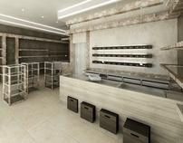 Shop interior design - Oman