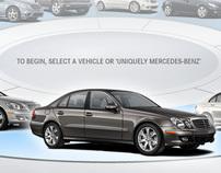 Mercedes-Benz Visualizer