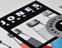 Jones Soda Book Concept