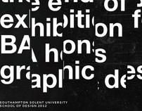 Southampton Solent Exhibition Poster