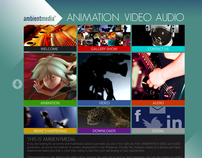Website Art Direction