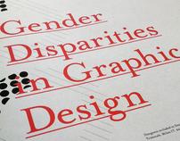Gender Disparities in Graphic Design