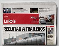 Editorial: Plaza de Armas, La Roja