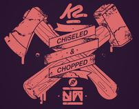 K2 Snowboarding x DXTR / Vandal 12/13