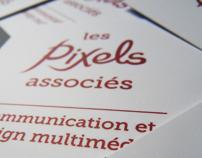 Les Pixels Associés multimedia design studio