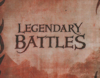 Legendary Battles Card Game