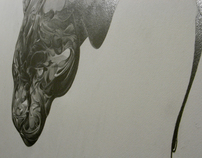 THE PANTHER // Hellovon at Espeis Gallery  NY