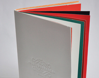 Annual Report - Letterpress