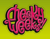 Cheeky Weeks Calendar