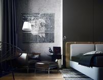 Contemporary apartment | Kiev KO+KO