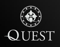 Logo Quest Pop & Rock Band