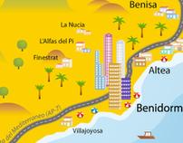 Побережье Коста-бланки