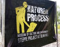 Shrub Steppe Signage