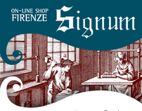 Signum - restyling webpage