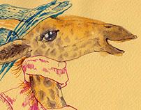 Miss Giraffa Camelopardalis