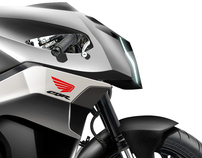 CBR 600 RR replacement body kit