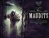 Graphic novel : 'Les Maudits'