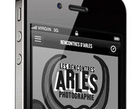 Festival de Photo Arles - Application