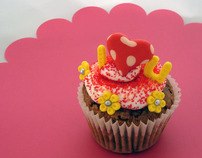 Personally Design Cupcakes and Cookies