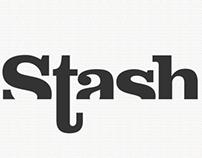 Stash Tea Rebranding