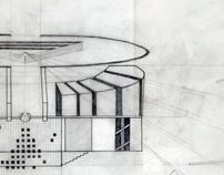 musikerhaus, piranesi and chernikhov