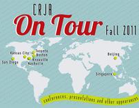CRJA On Tour