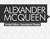 Pre-Press Production: Alexander McQueen