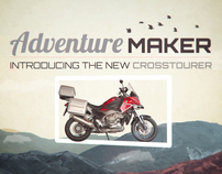 Honda 2012 Crosstourer