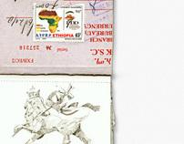 Ethiopian sketchbook