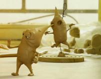 Sculpey Dance