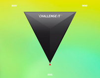 Challenge it Ipad app