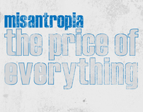 Misantropia: The Price of Everything (album cover)