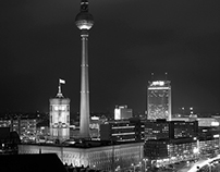 En route... Berlin, TV Tower