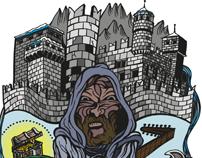 Helcaraxe - Il Regno dei Ghiacci Stridenti